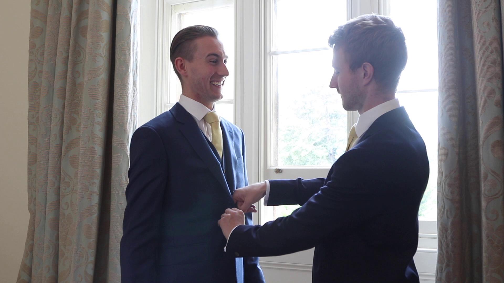 Nottingham Wedding Videographer