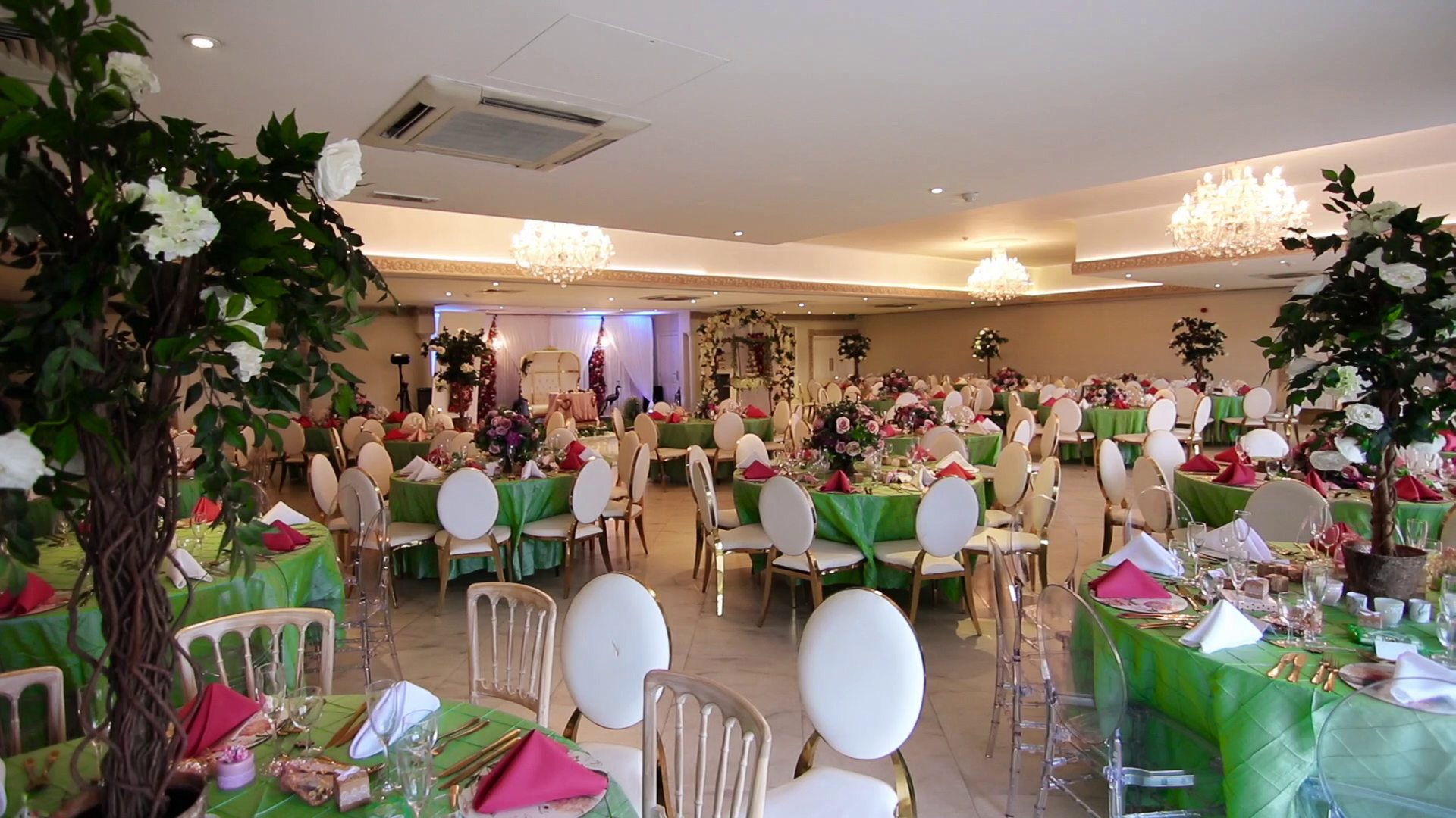 Froyle Park Wedding Videography