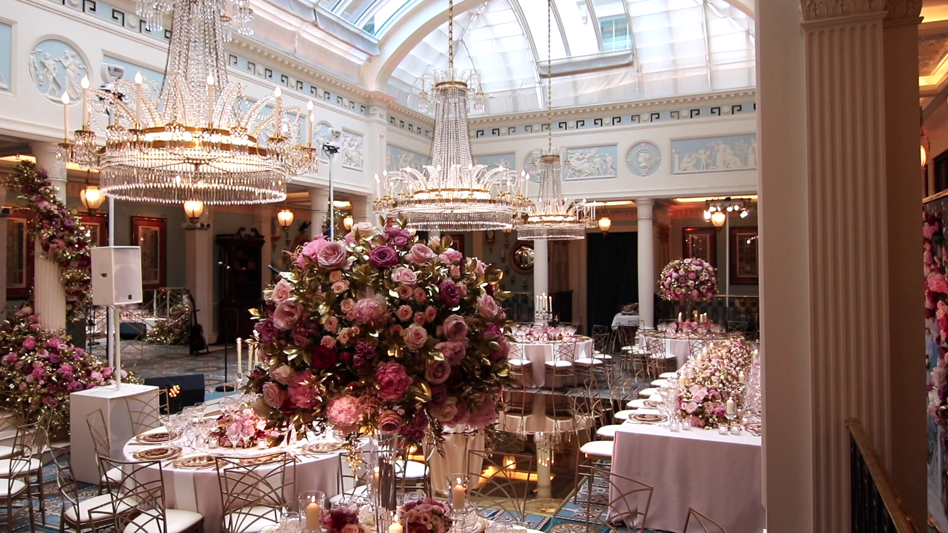 The Lanesborough Hotel Wedding