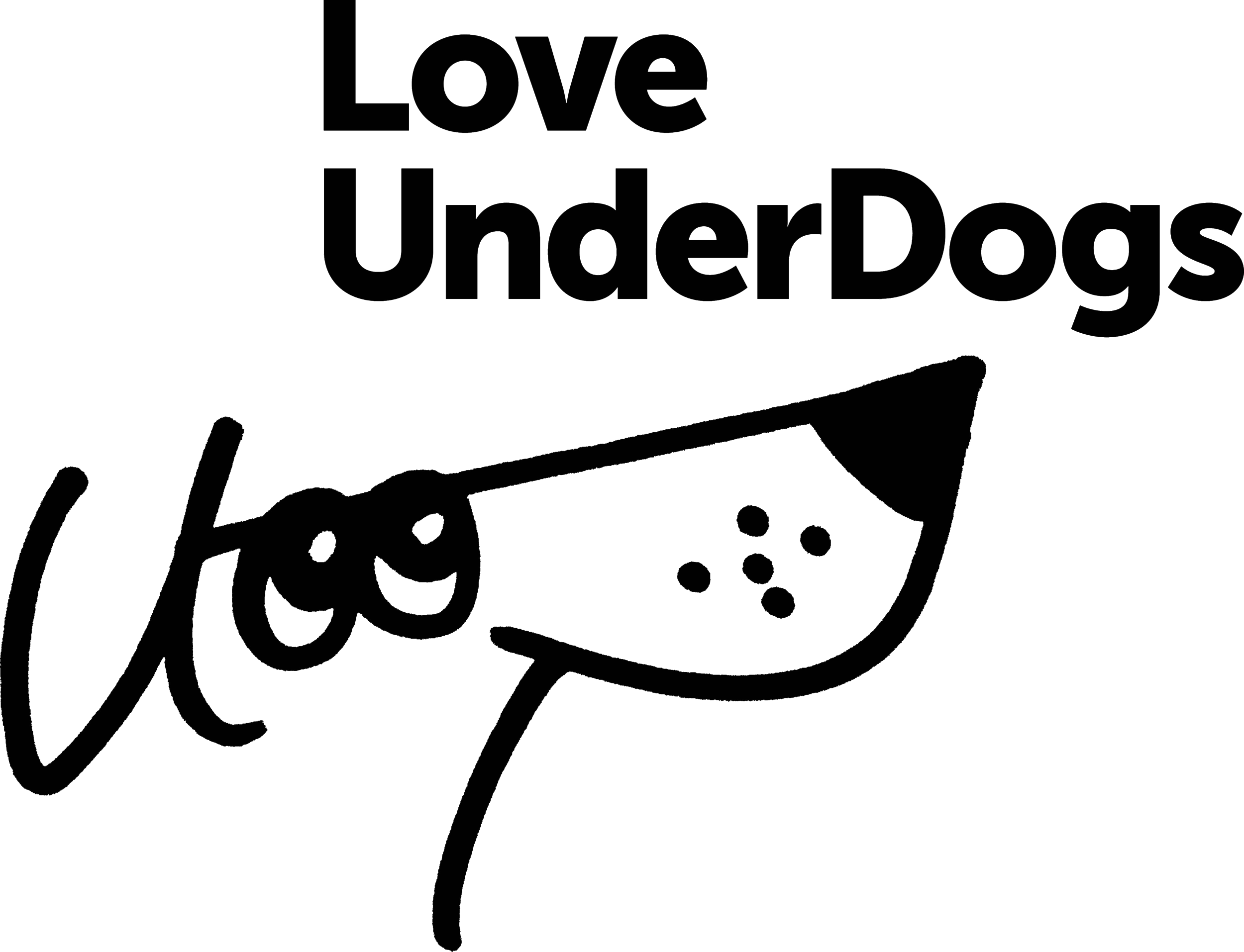 Love Underdogs logo