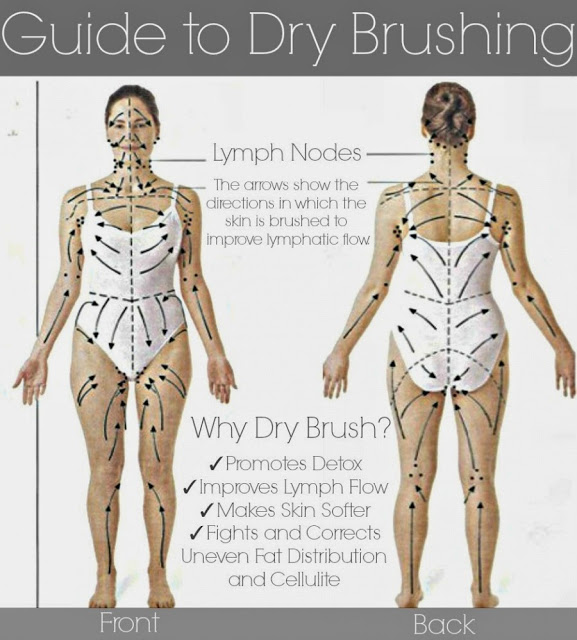 Dry Brushing Guide