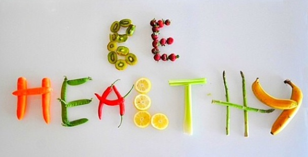Be Healthy_Model4greenliving_Food Art