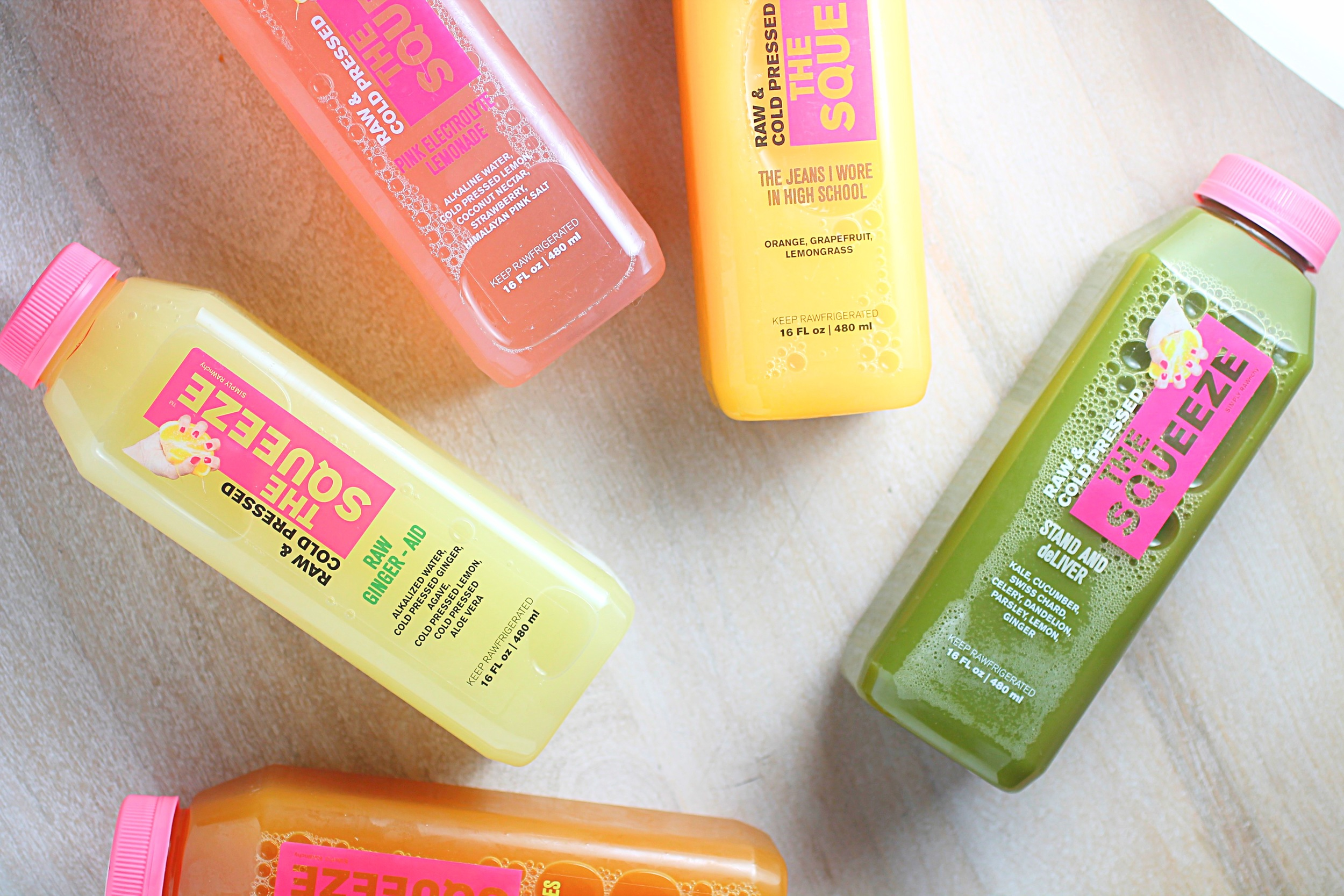 The Squeeze_Best Juice Spots_NYC