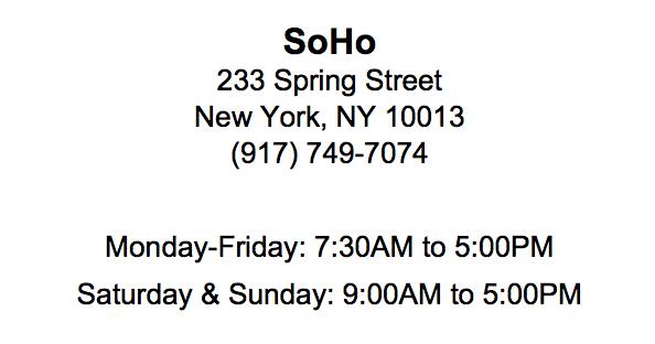 The Squeeze_NYC_SoHo_Location