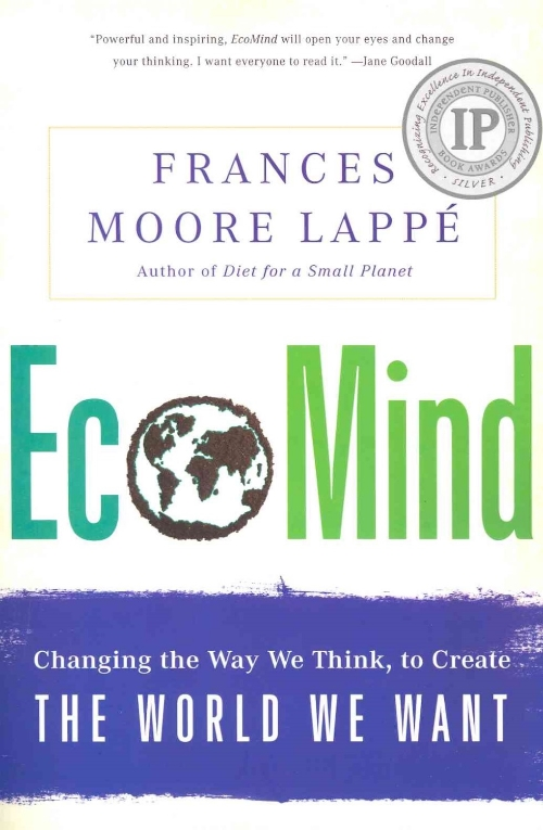 EcoMind_Frances Moore Lappé_Book Cover