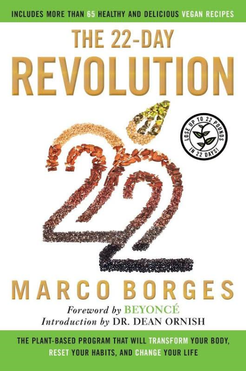 The 22 Day Revolution_Marco Borges_Book Cover