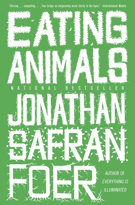 Eating Animals_Jonathan Safran Foer_book cover