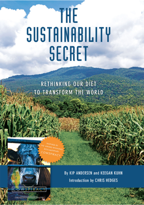 The Sustainability Secret_Kip Andersen and Keegan Kuhn_Book Cover