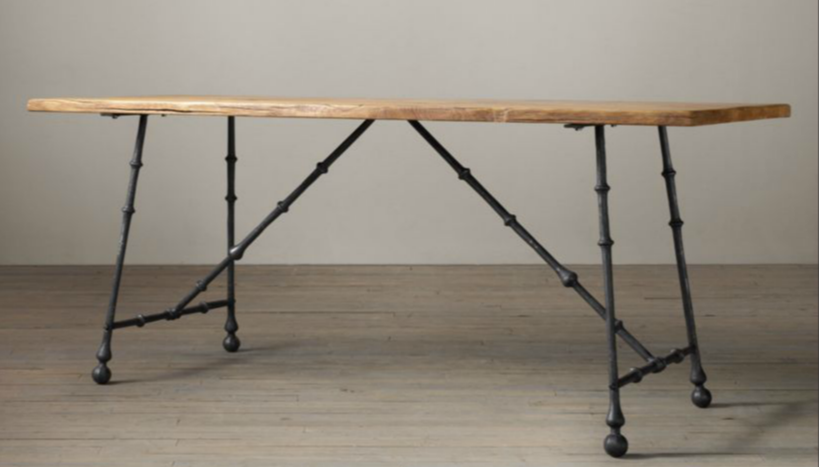 Vintage Table Legs for Desk Top