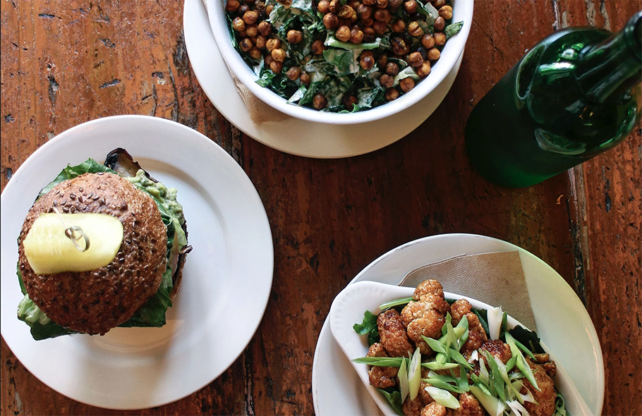 Plant Based Restaurant Guide to NYC — Model4greenLiving