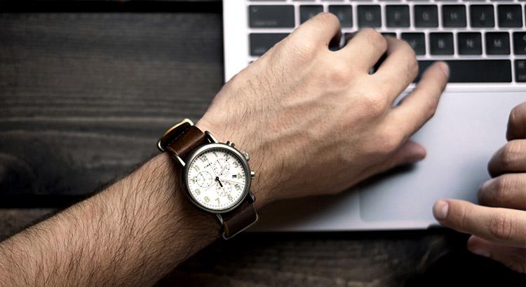 حديث حول إدارة الوقت للمصممين