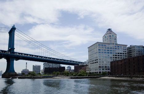 OH BROOKLYN! You used to be such a dump....