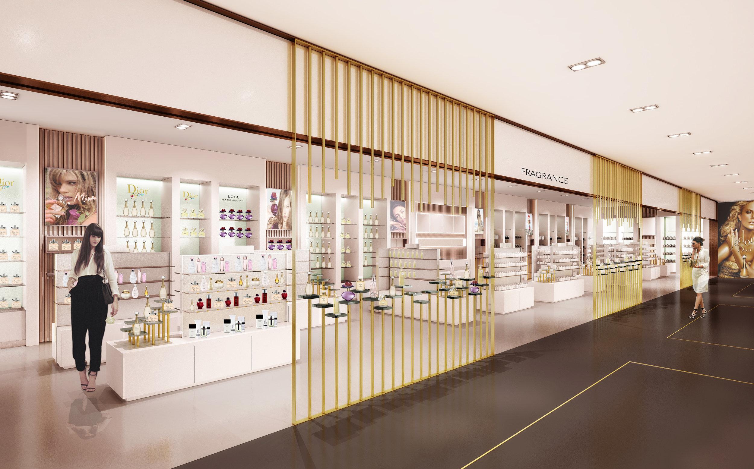 Abc Department Store Beirut Kinnersley Kent Design