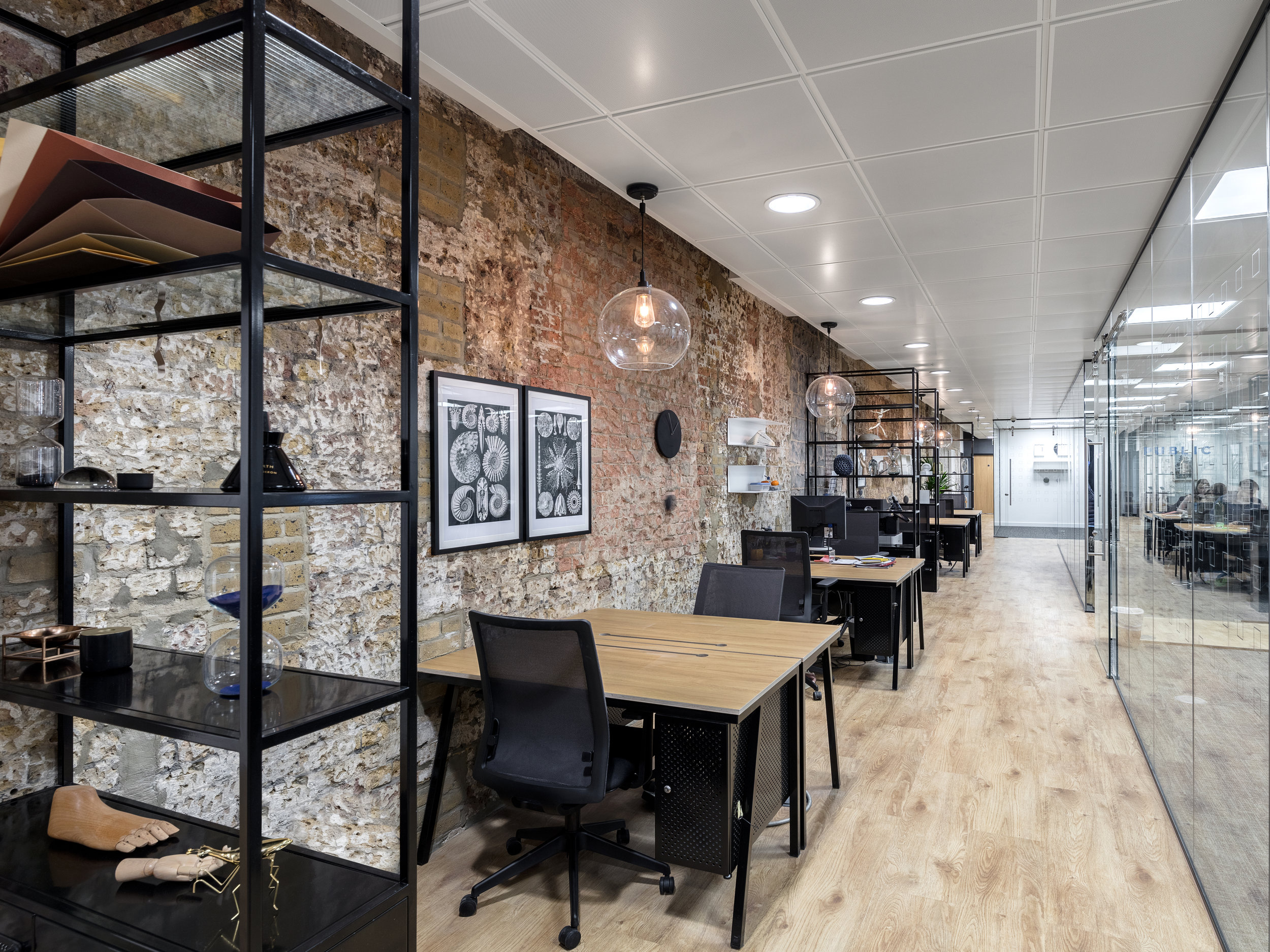office design - coworking - central working
