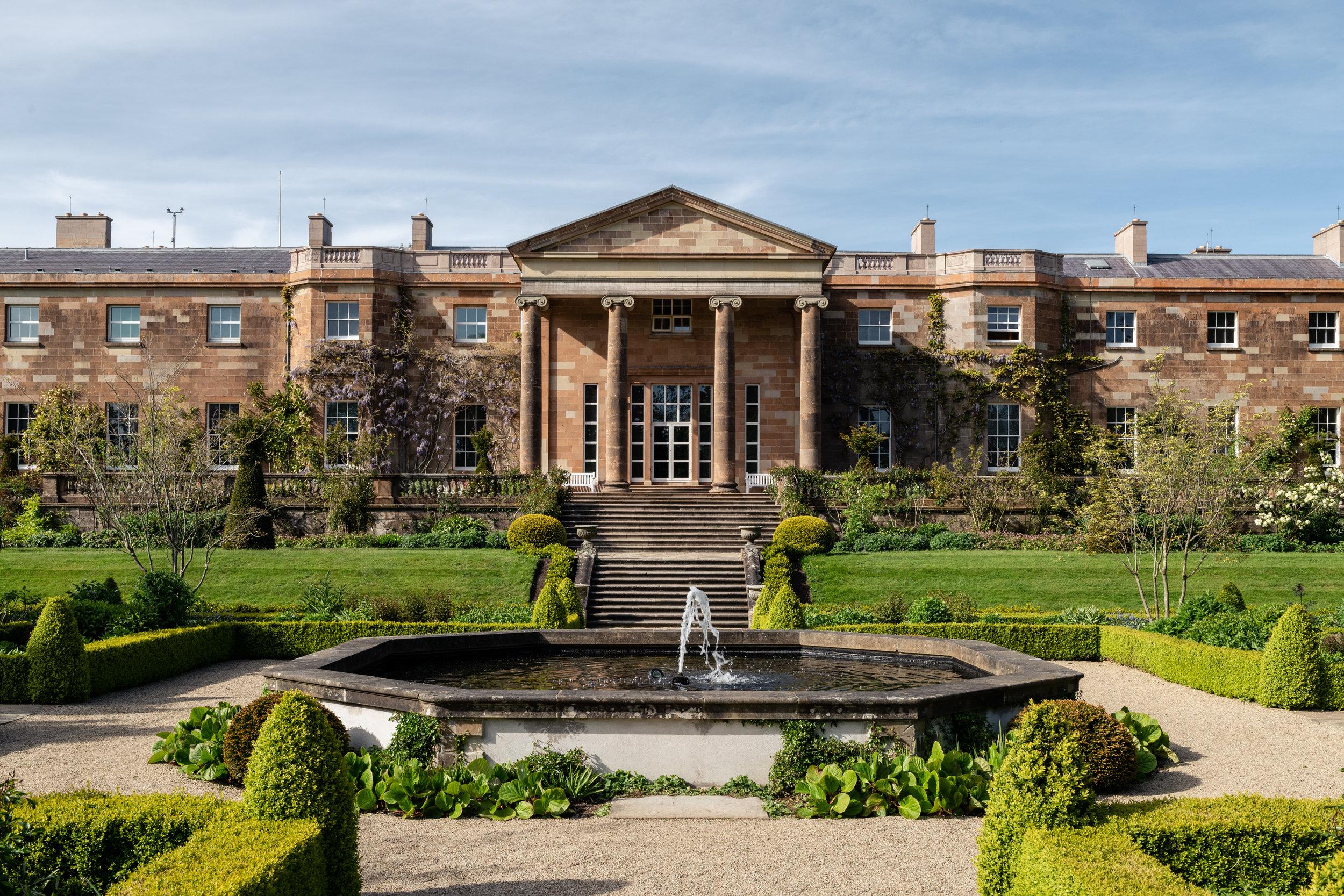 Hillsborough Castle - design - KKD