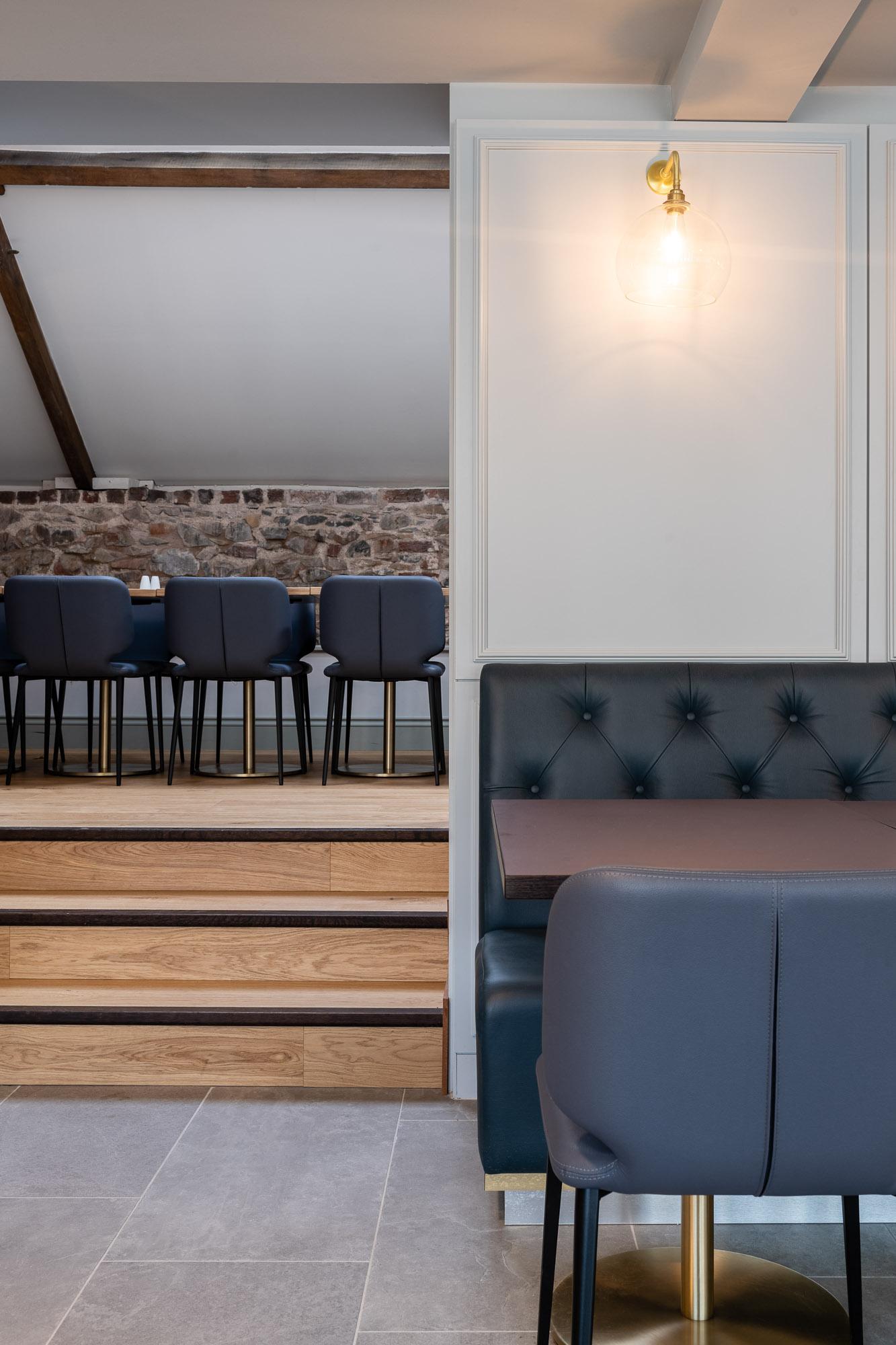 Hillsborough Castle - interior design - KKD