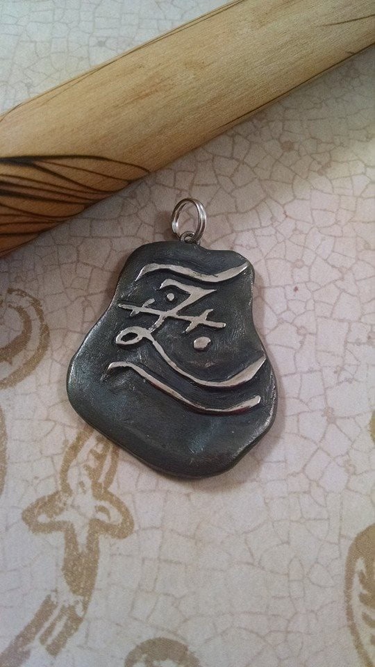 Personal Symbol Pendant