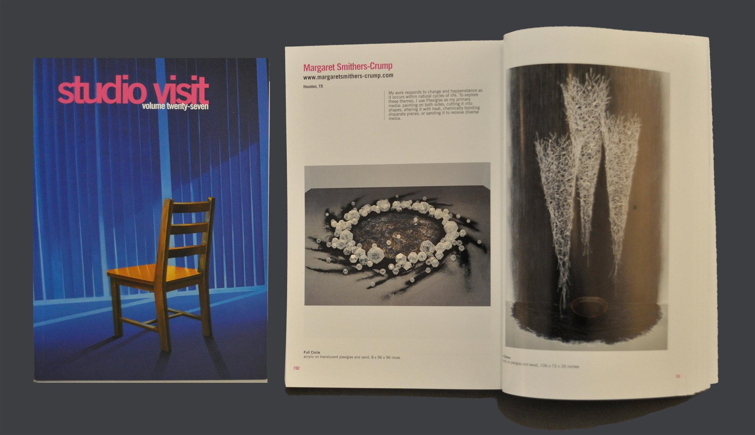 Studio Visit Magazine, Winter 2016