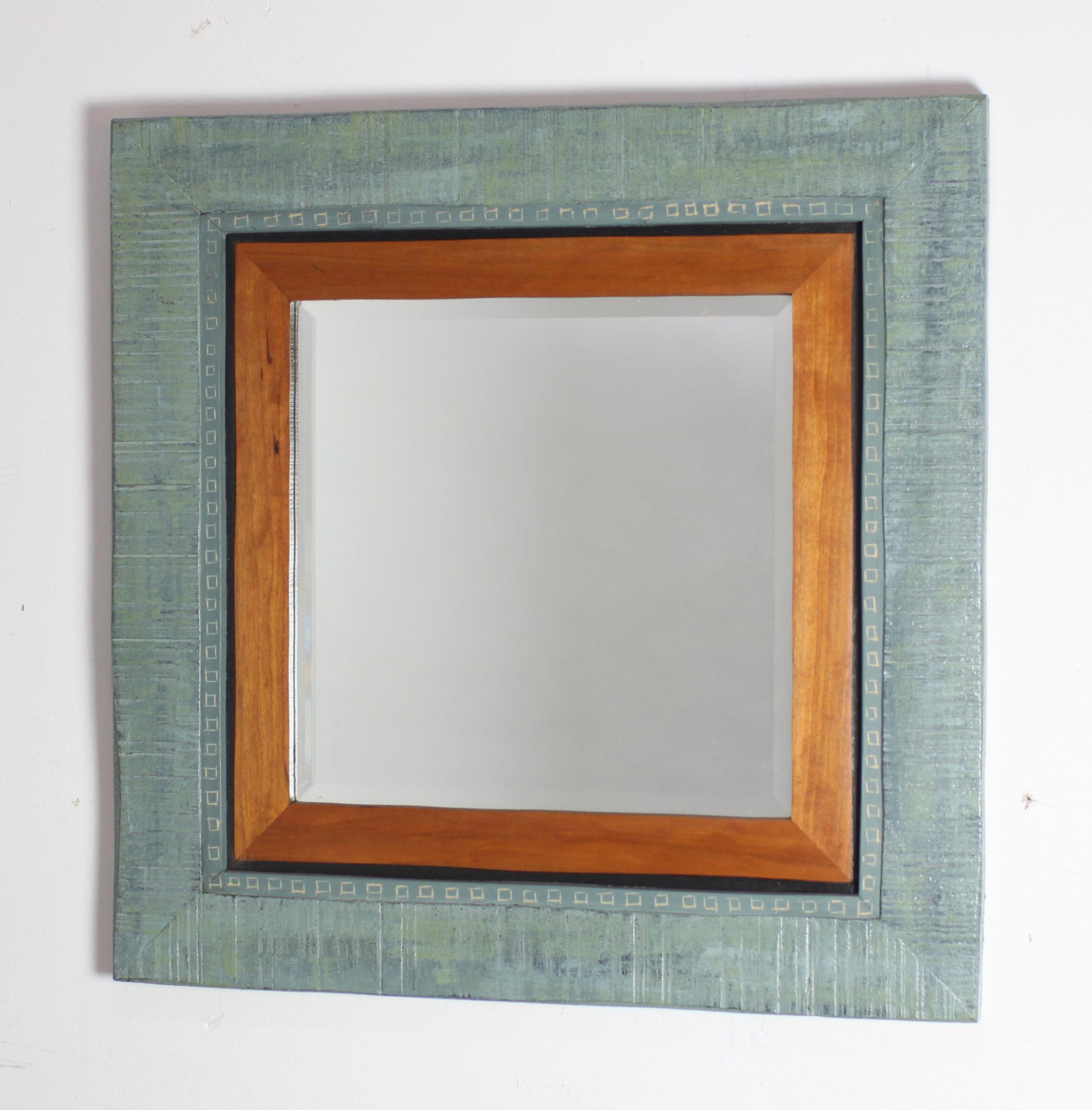 Squares Mirror #2