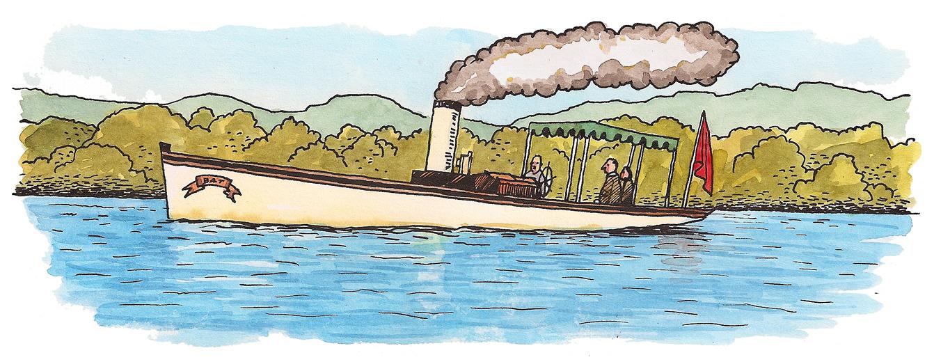 'Steam Boat'