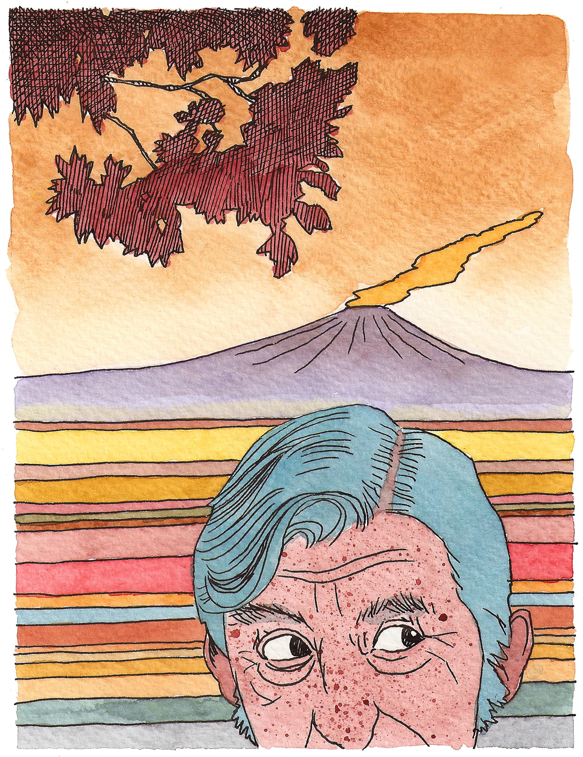 'Sunburn Landscape III'