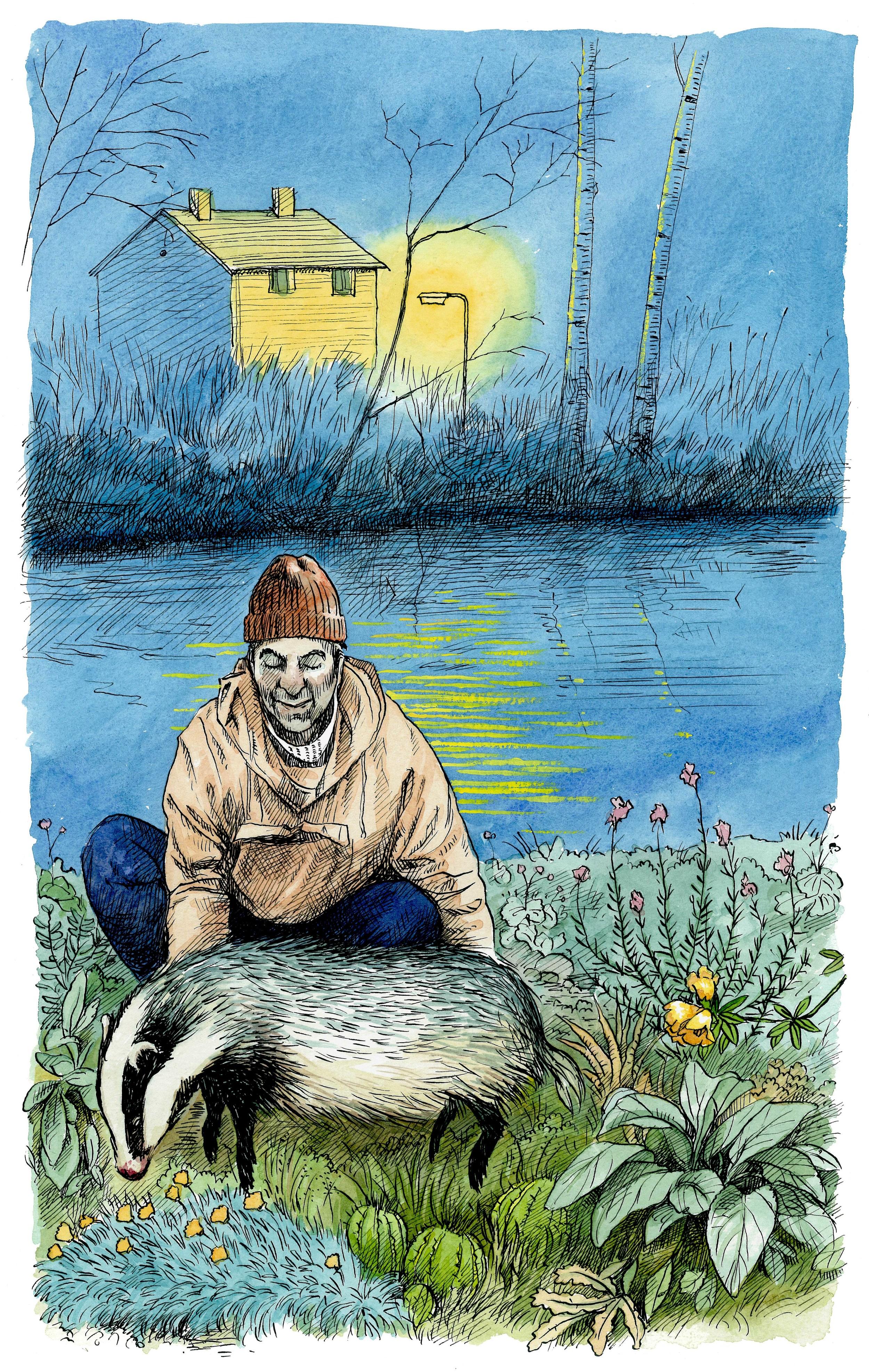'The Badger Killer'