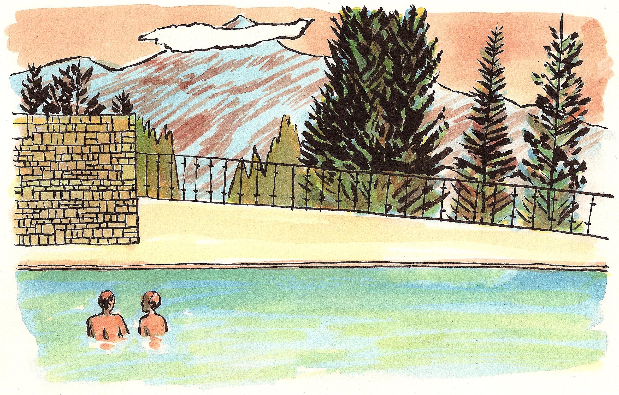 'Hot Springs'