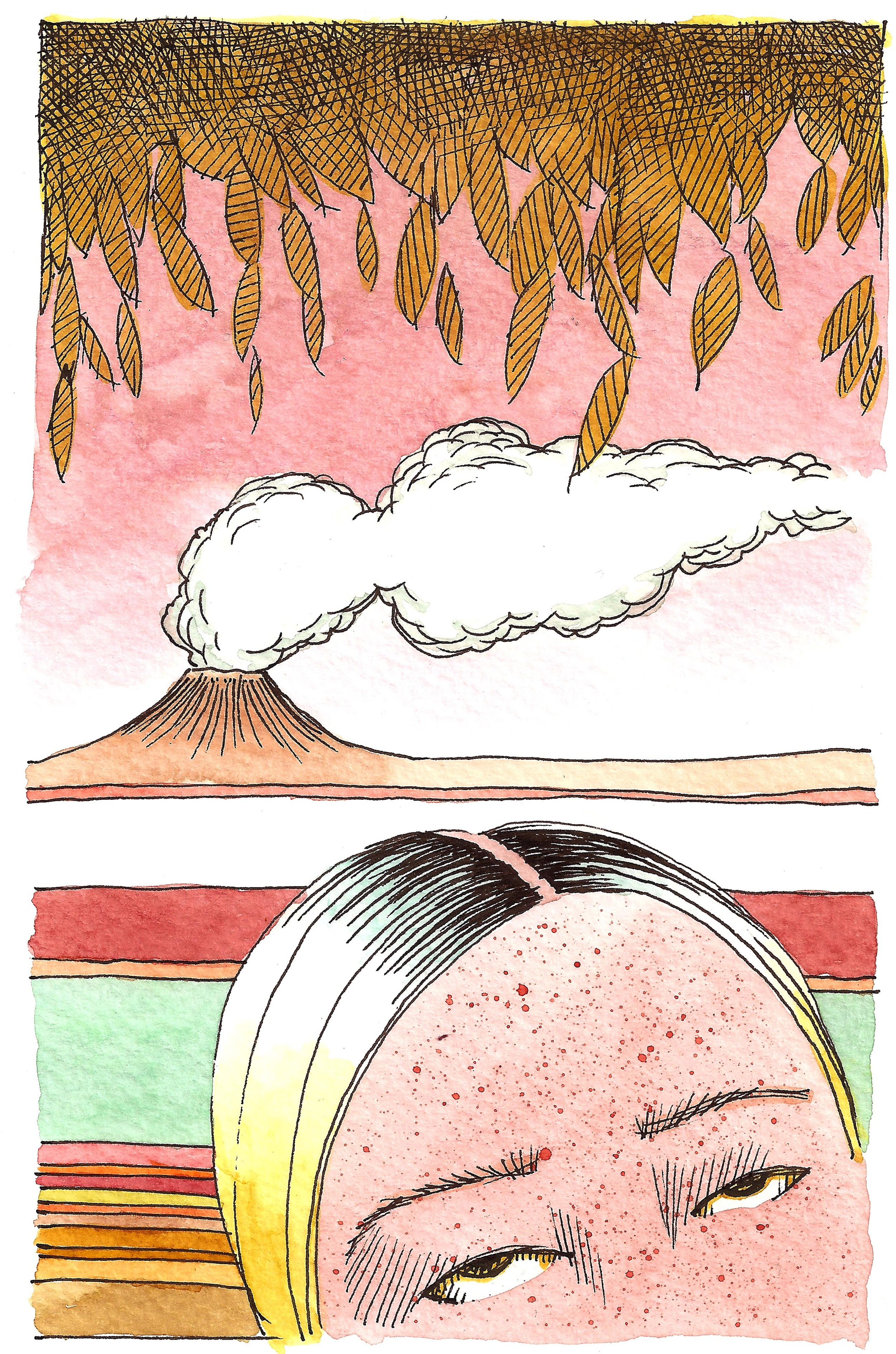 'Sunburn Landscape II'