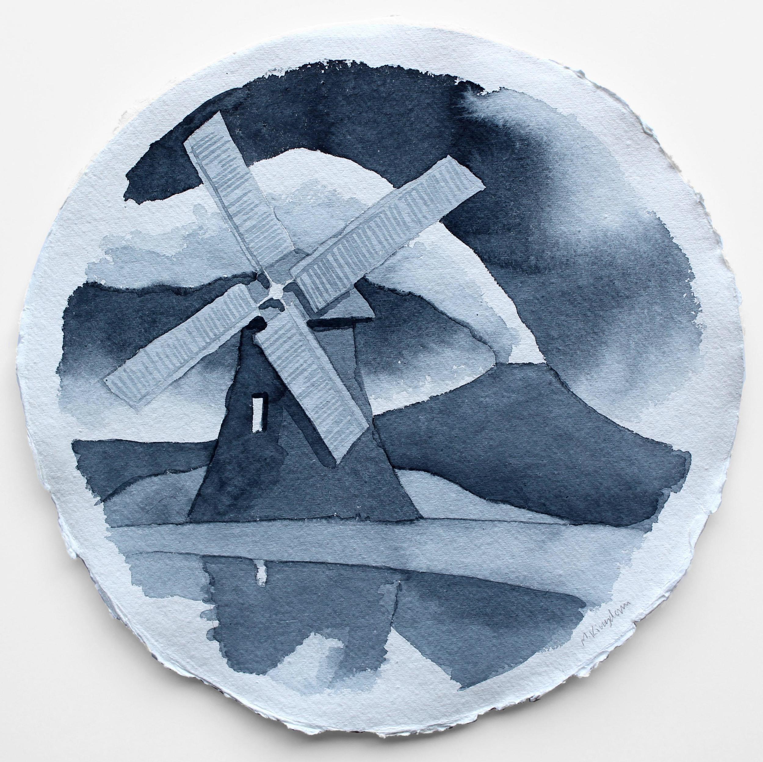 'Creative Destruction (Wind and Heat)'
