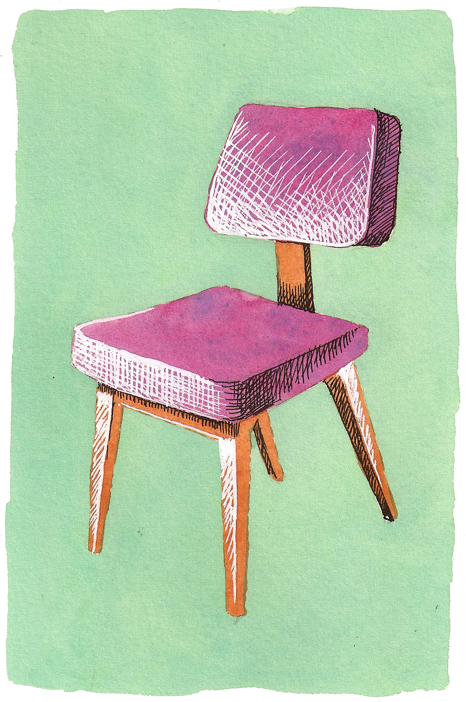 'Pink Seat'