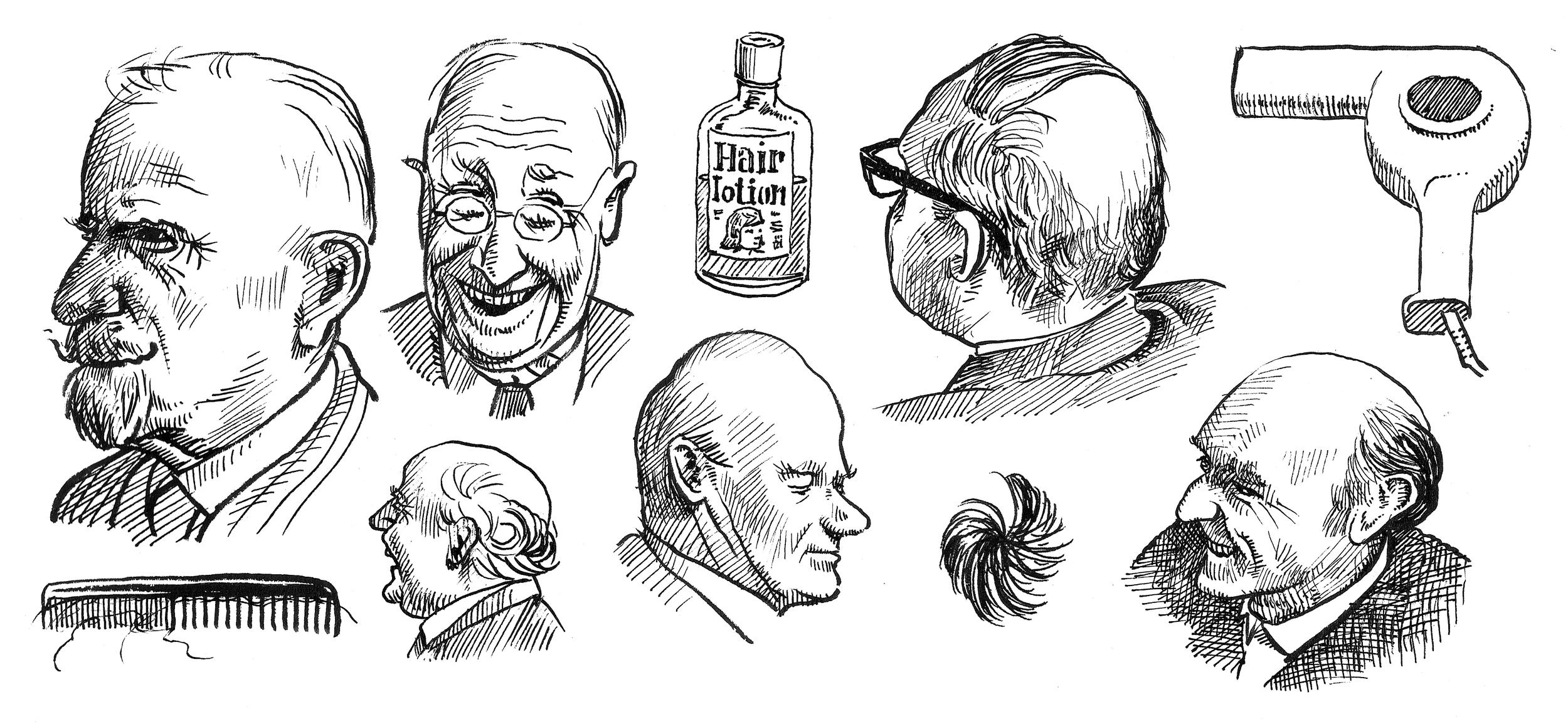 'Hair Loss'