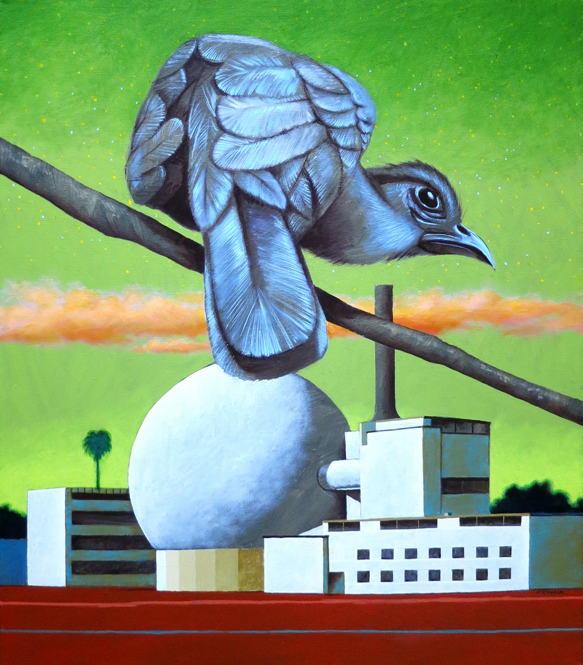 'A Nuclear Bird'
