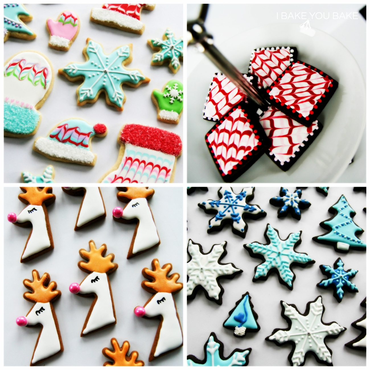The only royal icing recipe I ever use