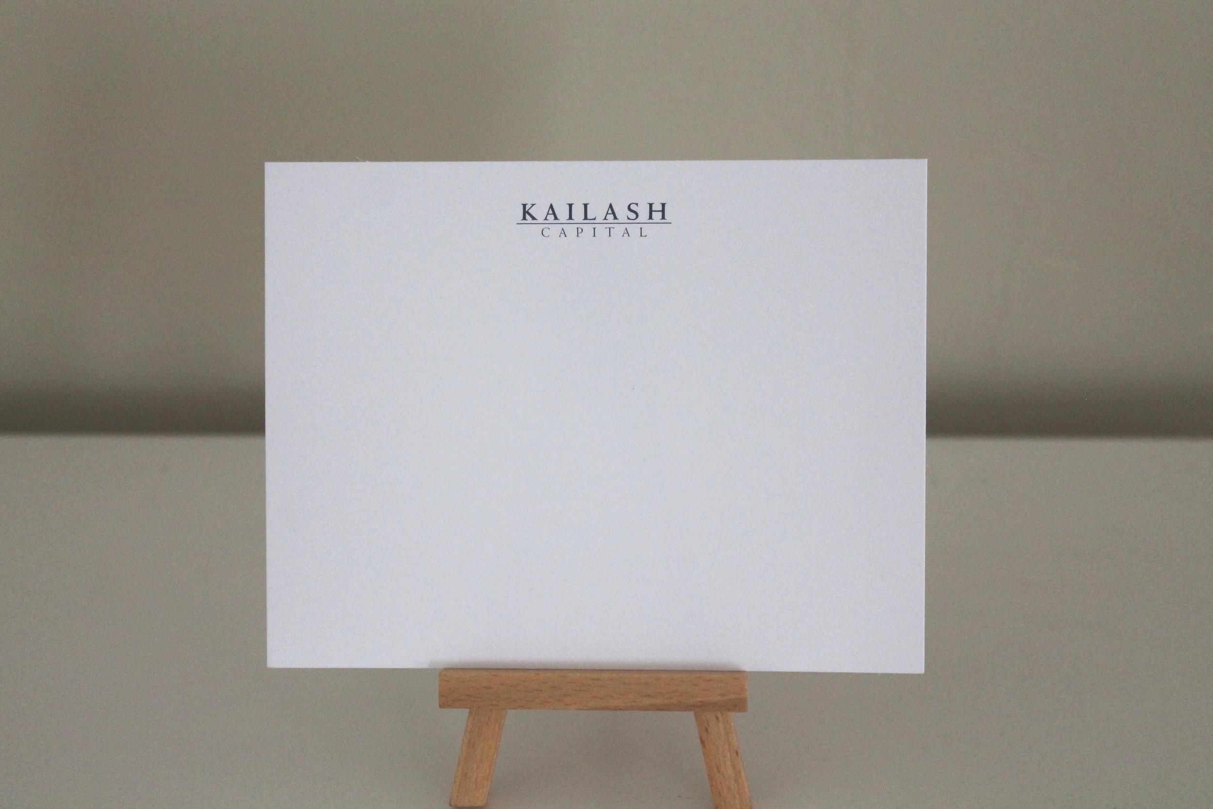 kailash notecard