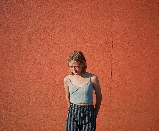 Cydney. Just got myself a film camera and I love it. . . . . . . #mediumformat #filmisnotdead #somewheremagazine #girlgaze #makingportraits #ifyouleave #portra400