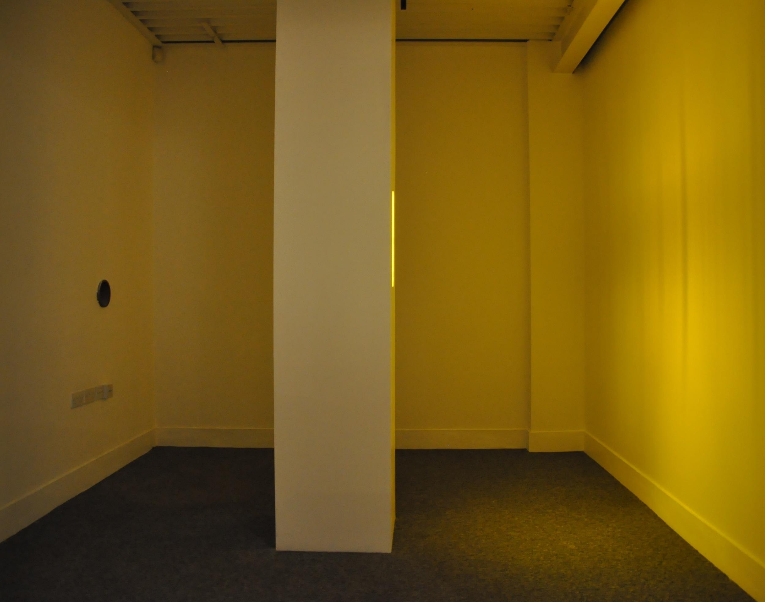 1. Yellow Chamber 3 (Installation View), 2011-4.JPG