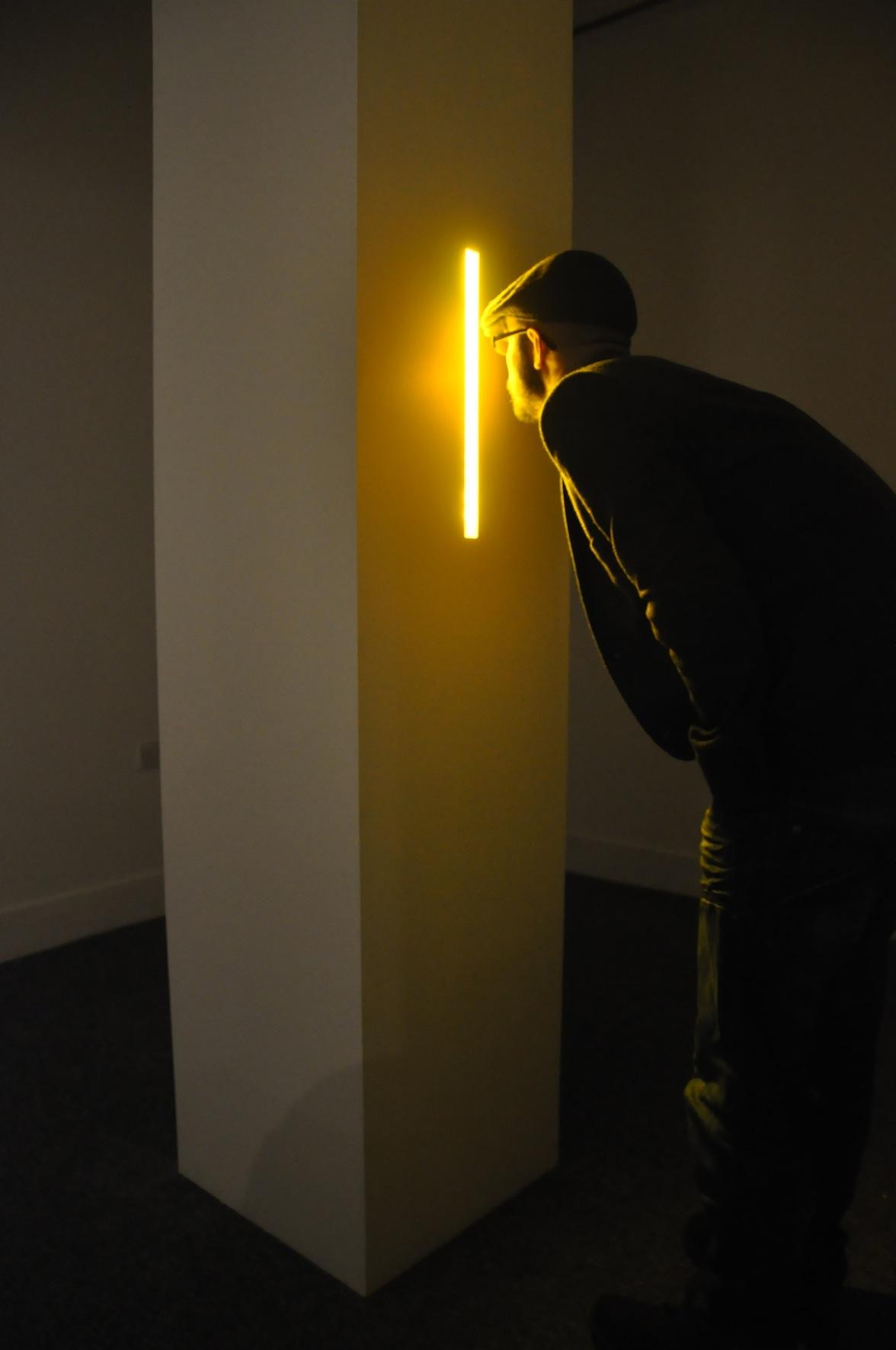 3. Yellow Chamber 3 (Installation View), 2011-2.JPG