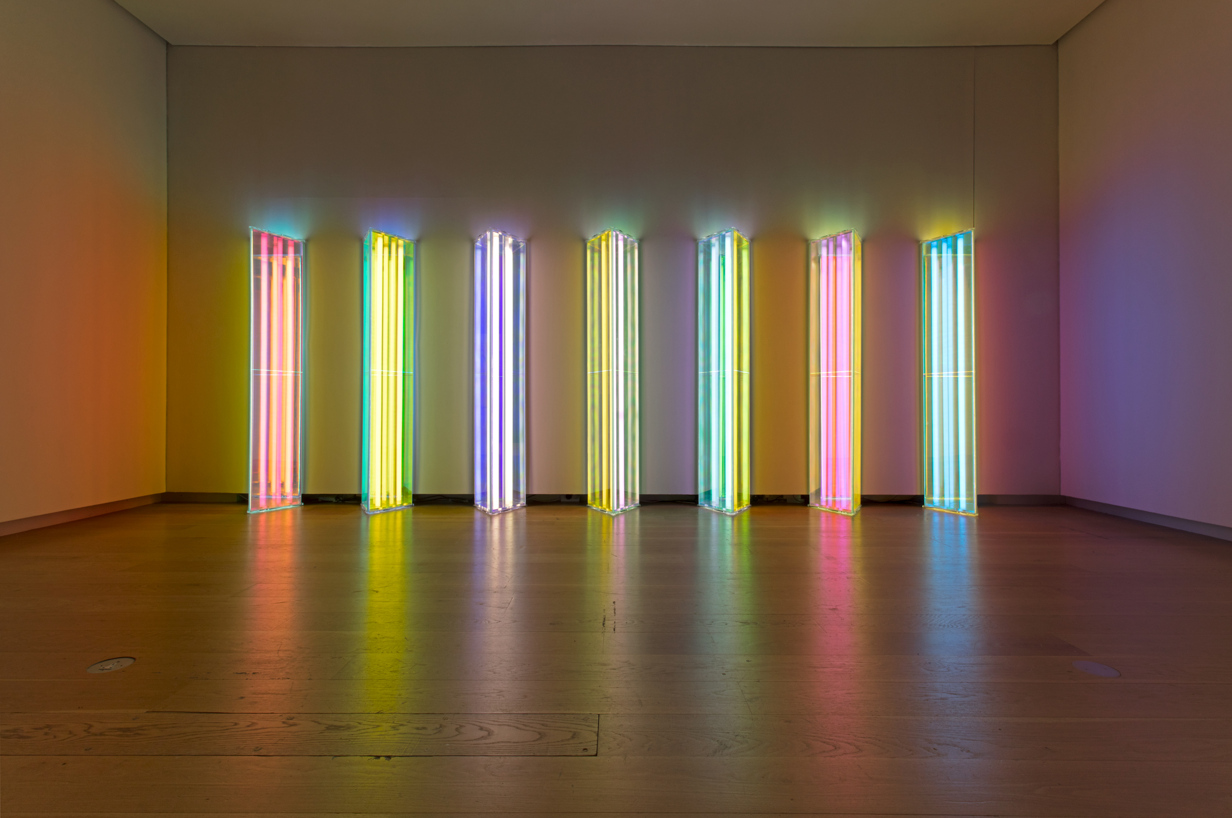 Installation Shot of Seurat To Riley Exhibition © Compton Verney photo by Jamie Woodley  (123).jpg.jpg
