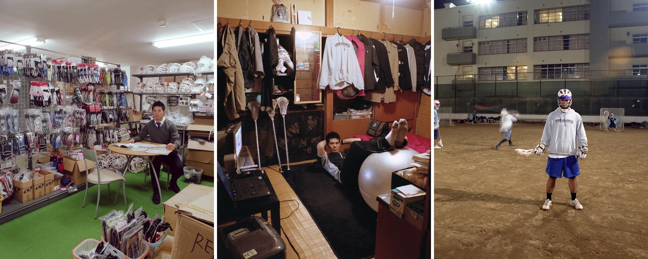 "PeeP #14 ""スポーツ用品店員 Salesman of Sporting Goods"""