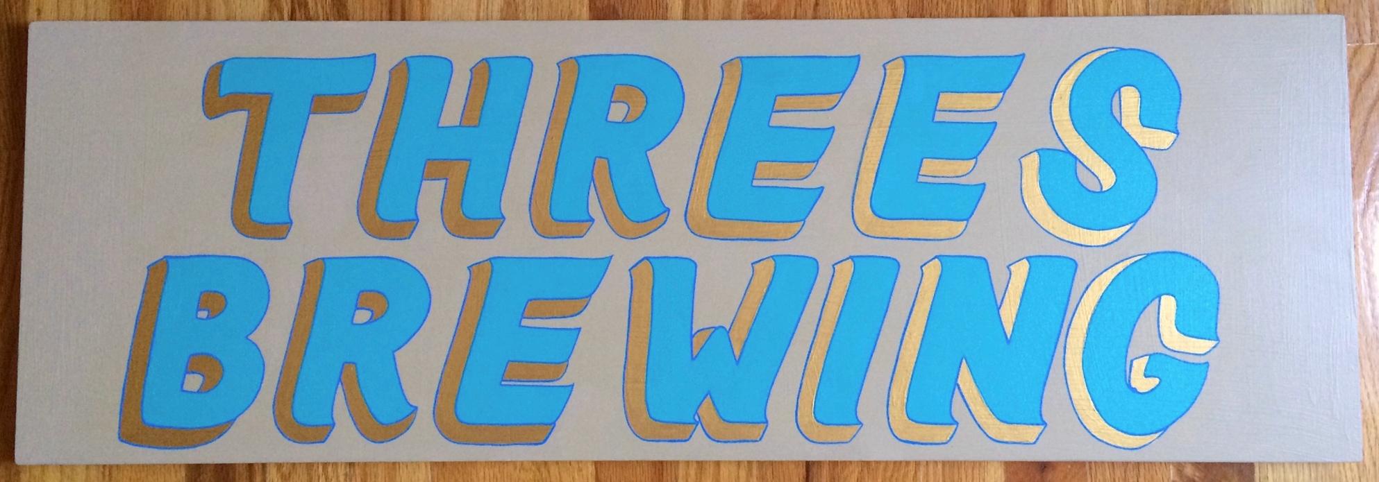 Threes Brewing   Brooklyn, NY 2015