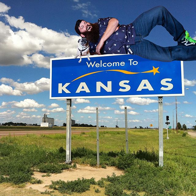 KANSAS, WE OUT HERE!! Starting next week be on the lookout for Maplewood cans and draft! We'll be kickin' off the launch week with events featuring all of our year round, seasonal, and limited release beers (sorry, no pugs in attendance). Stay tuned for event dates and locations!  @wwbevgroup