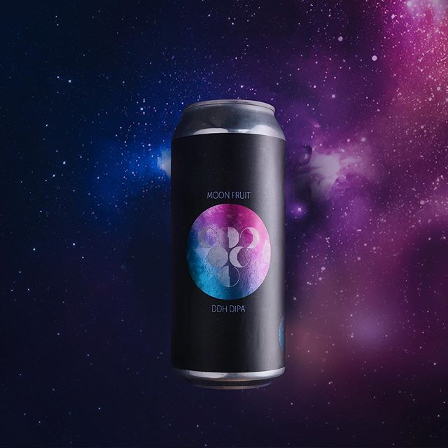 Moon Fruit MONDAY!! ⠀⠀⠀⠀⠀⠀⠀⠀⠀⠀⠀⠀ 🌕🌖🌗🌘🌑🌒🌓🌔 CANS come down from orbit tomorrow, 6/24 at 4PM!! No limit. DDH DIPA 8.0% Galaxy, Citra, Mosaic.