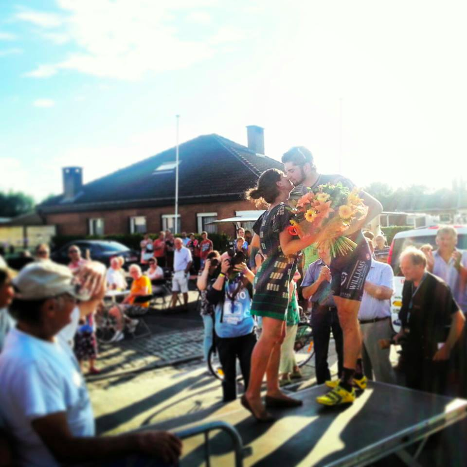 Winnaar Noah Williams, Overmere, Belgium. This one was special. - 2013