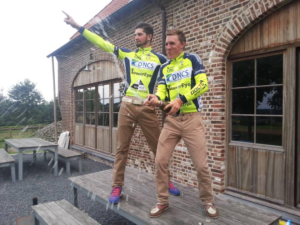 Contracts Signed. Kerkem, Belgium - 2013