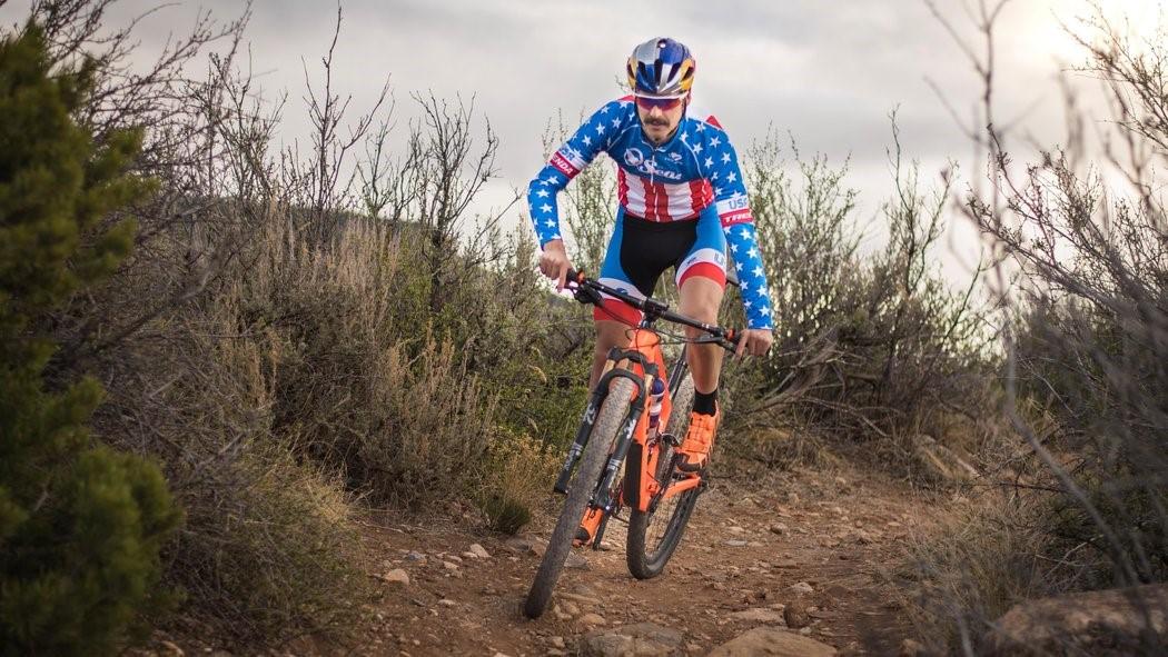 2017 & 2018 U.S. Pro Marathon Mountain Bike National Champion