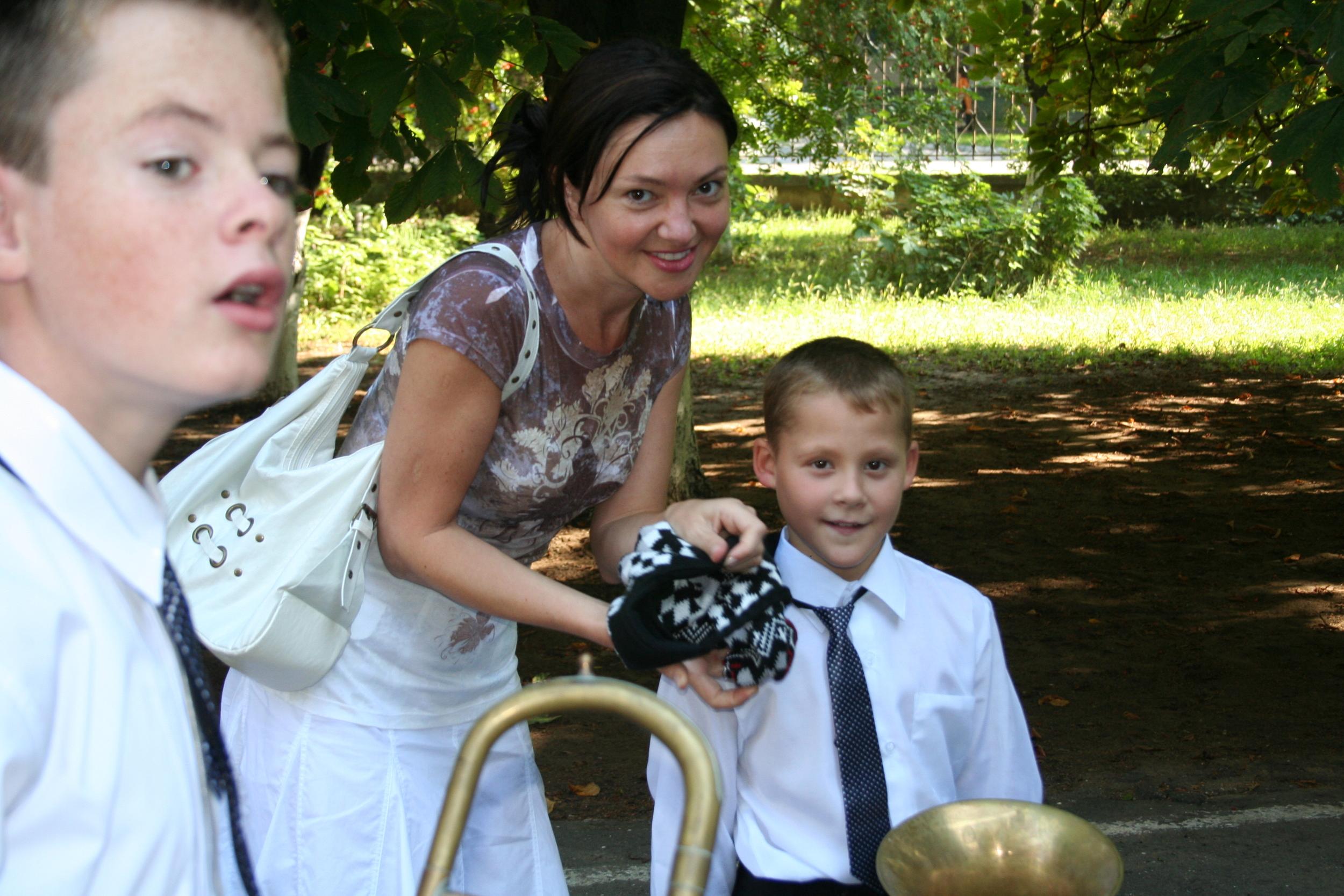 2006 Nikolaev Orphanage Tara Donation Hat.JPG