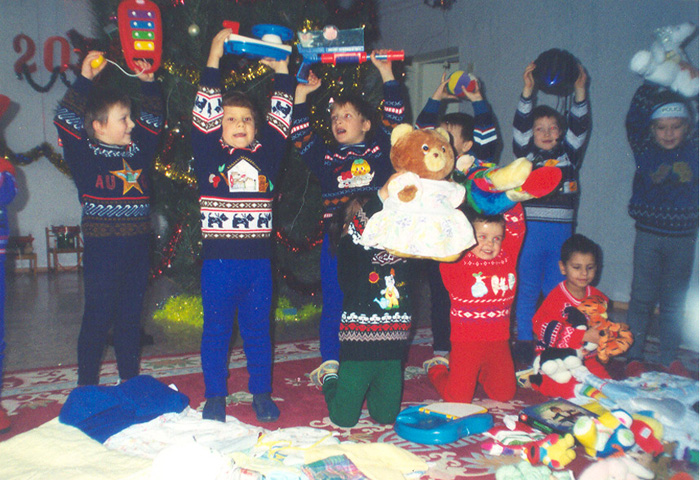 2003 Parcel Nikolaev Orphanage Parcel Winter_1.jpg