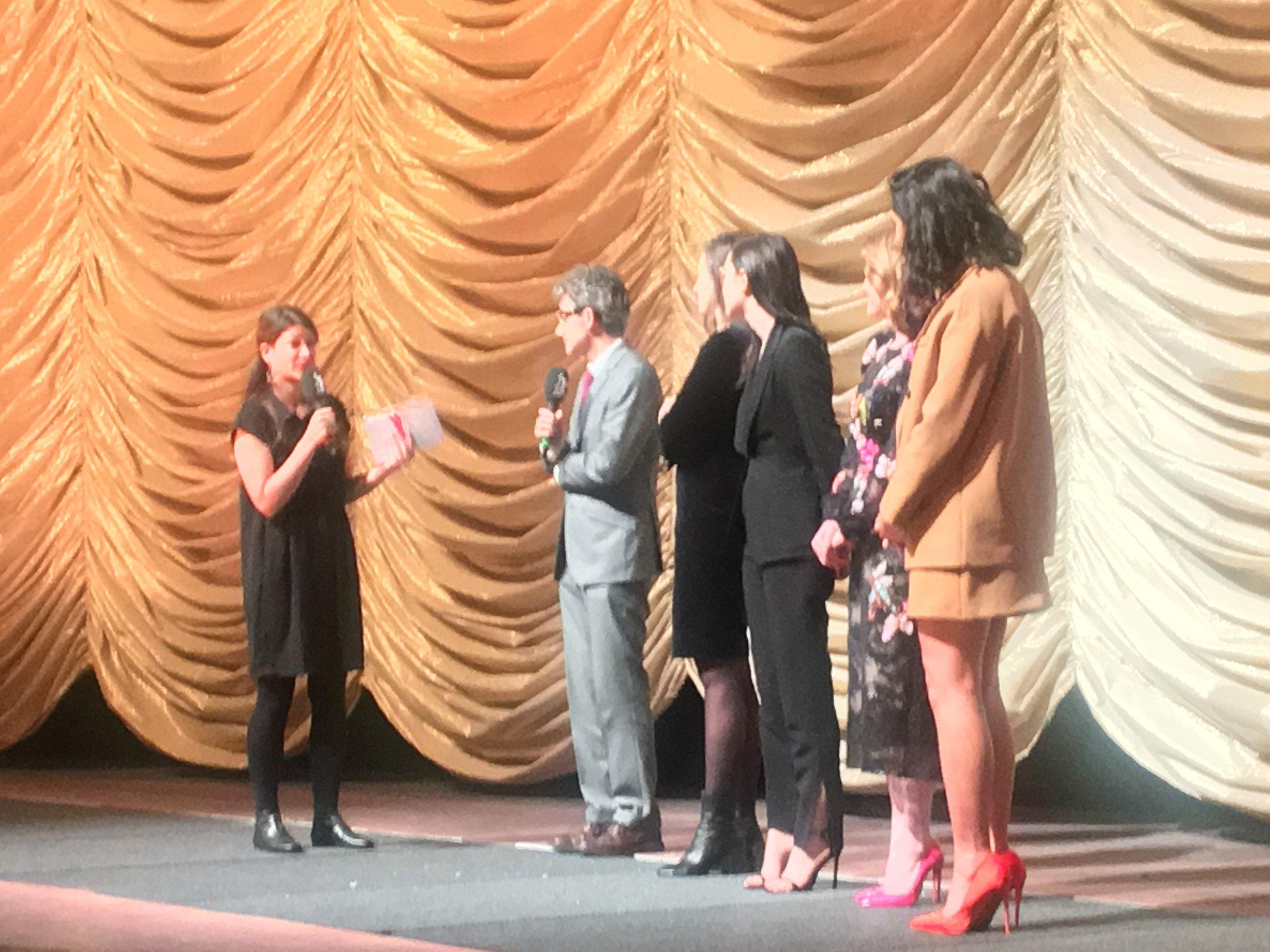 "Berlinale 2019 - Premiere Amazon Series ""Hannah"""