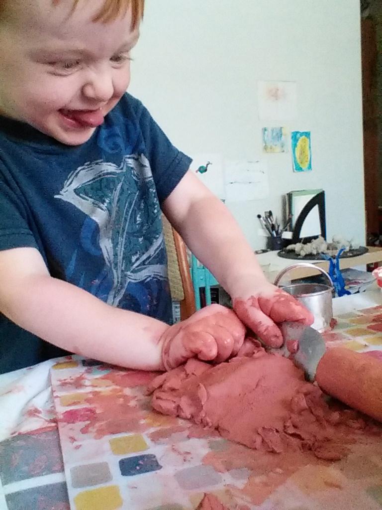 clay for kids in walla walla