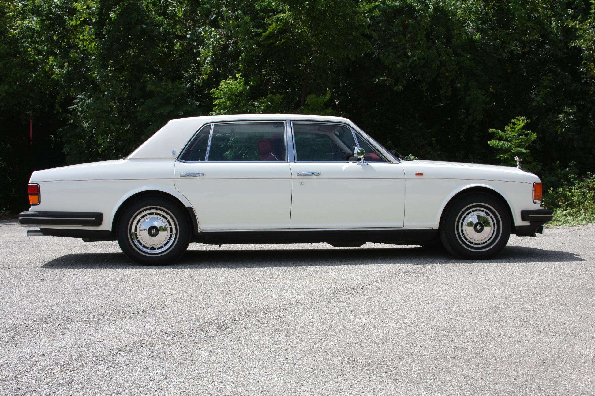 1991 Rolls-Royce Silver Spur II (MCX34449) - 12.jpg